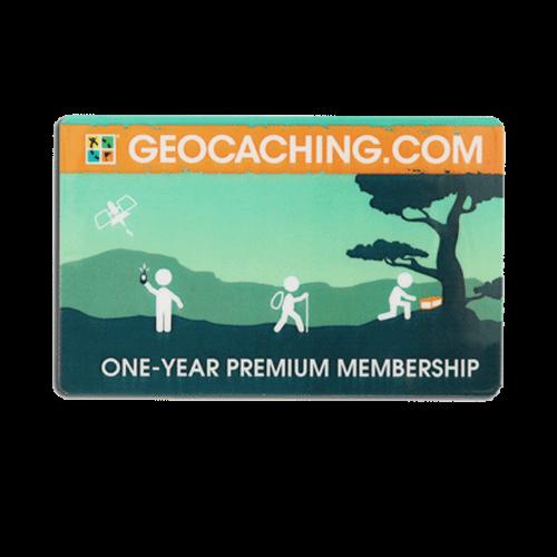 Geocaching Premium Mitgliedschaft bei Groundspeak