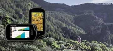 Garmin Oregon 600 GPS Gerät - GPS + GLONASS, Bluetooth-Kompatibilität, robuster 7,6cm (3 Zoll) Touchscreen -