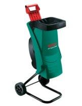 Bosch DIY Häcksler AXT Rapid 2200, Stopfer, Karton (2200 W, Materialdurchsatz 90 kg/h, max. Schneidekapazität-Ø 40 mm) -