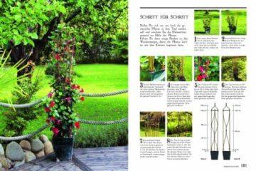 Garten-Deko selbst gemacht: DIY-Projekte aus Weide, Beton, Holz, Stahl, Metall, Glas - 2