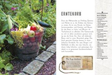 Garten-Deko selbst gemacht: DIY-Projekte aus Weide, Beton, Holz, Stahl, Metall, Glas - 5