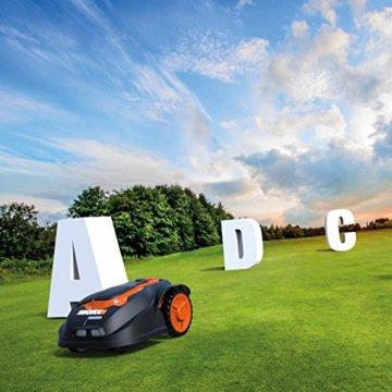 Worx Landroid M800i |MI | Smarter Mähroboter mit App-Steuerung für bis zu 800 m² - 6