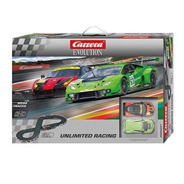 Carrera 20025221 - Evolution Unlimited Racing - 2
