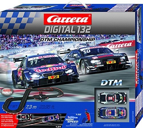 carrera bahn digital 132 dtm championship uwe pfaffmann. Black Bedroom Furniture Sets. Home Design Ideas