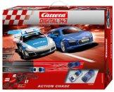 Carrera DIGITAL 143 40033 Action Chase Set - 1