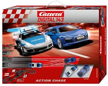 Carrera DIGITAL 143 40033 Action Chase Set - 1