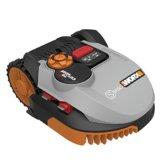 Worx Landroid S-Basic Mähroboter in Grau – Automatischer Rasenmäher für bis zu 300 qm mit AIA Technik für präzise Mäharbeit - 1