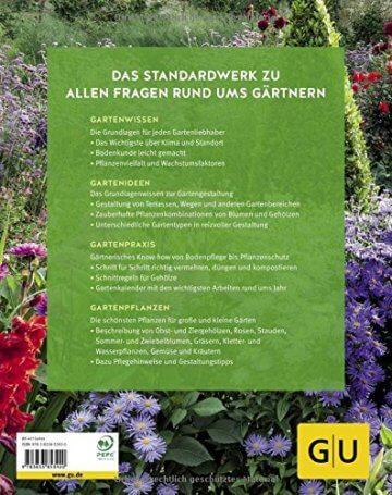 Das große GU Gartenbuch: Das Standardwerk für jeden Gartenliebhaber (GU Gartenspaß) - 2