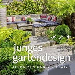 Junges Gartendesign - Terrassen und Sitzplätze (Garten- und Ideenbücher BJVV) - 1