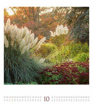 Paradiesische Gärten 2020, Wandkalender im Hochformat (48x54 cm) - Gartenkalender mit Monatskalendarium - 11
