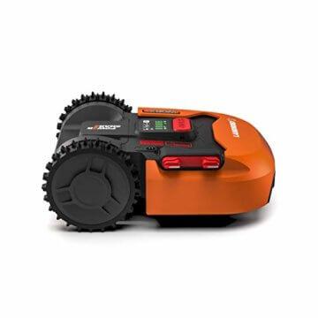 Worx Landroid S WR130E Mähroboter / Akkurasenmäher für kleine Gärten bis 300 qm / Selbstfahrender Rasenmäher für einen sauberen Rasenschnitt - 5