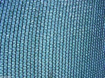 HaGa® Schattiernetz (Meterware)- Netz in 1m Breite mit 60% Schattierwirkung - Sonnenschutzgewebe Sichtschutz für Zaun - Abdunkelung für Gewächshaus und Gemüsegarten - 6